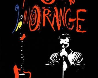 The Cure In Orange DVD 1986 Very Rare