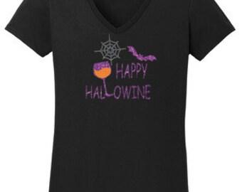 Hallowine - Halloween T-Shirt
