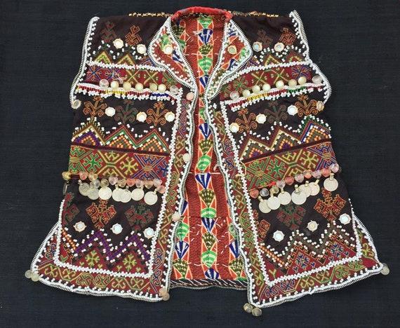 Special tribal Kohistan valley child's vest