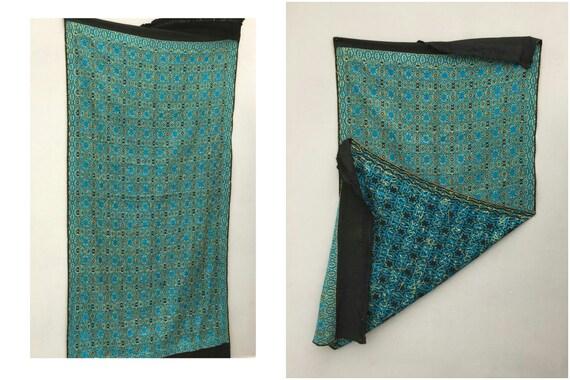 Tribal vintage Swat valley woman shawl