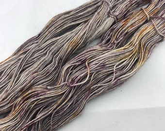 READY TO SHIP Whisky & Wine - Hand Dyed Yarn