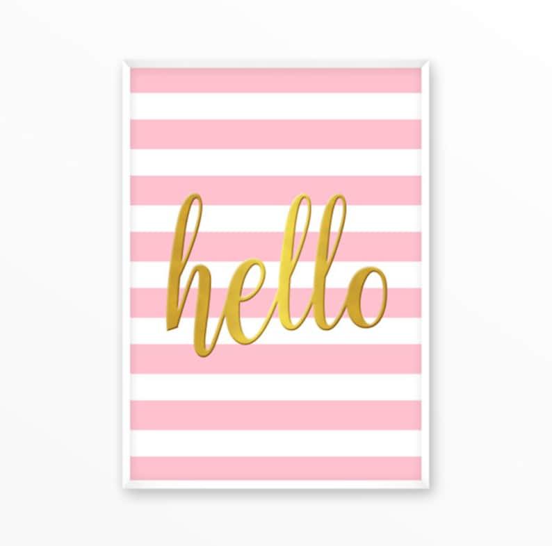photo regarding Etsy Printables named Hi, Appreciate, gold, crimson Print, printable, artwork, electronic, Typography, Quotations, Poster, Inspirational Residence Decor, Screenprint, wall artwork, present