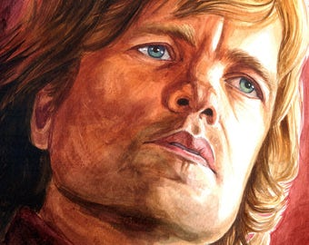 Tyrion Lannister Prints