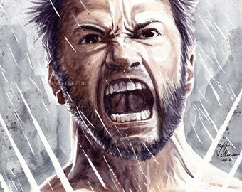 Wolverine Prints