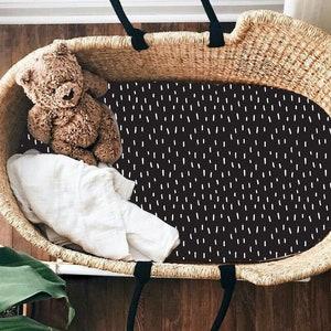 Bassinet Sheet Arid Horizon Moses basket sheet