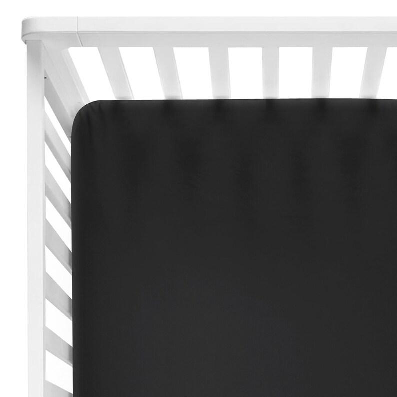 Blatt 24 X 47 Schwarz Mini Krippe Spickzettel Ikea Kinderbett Etsy