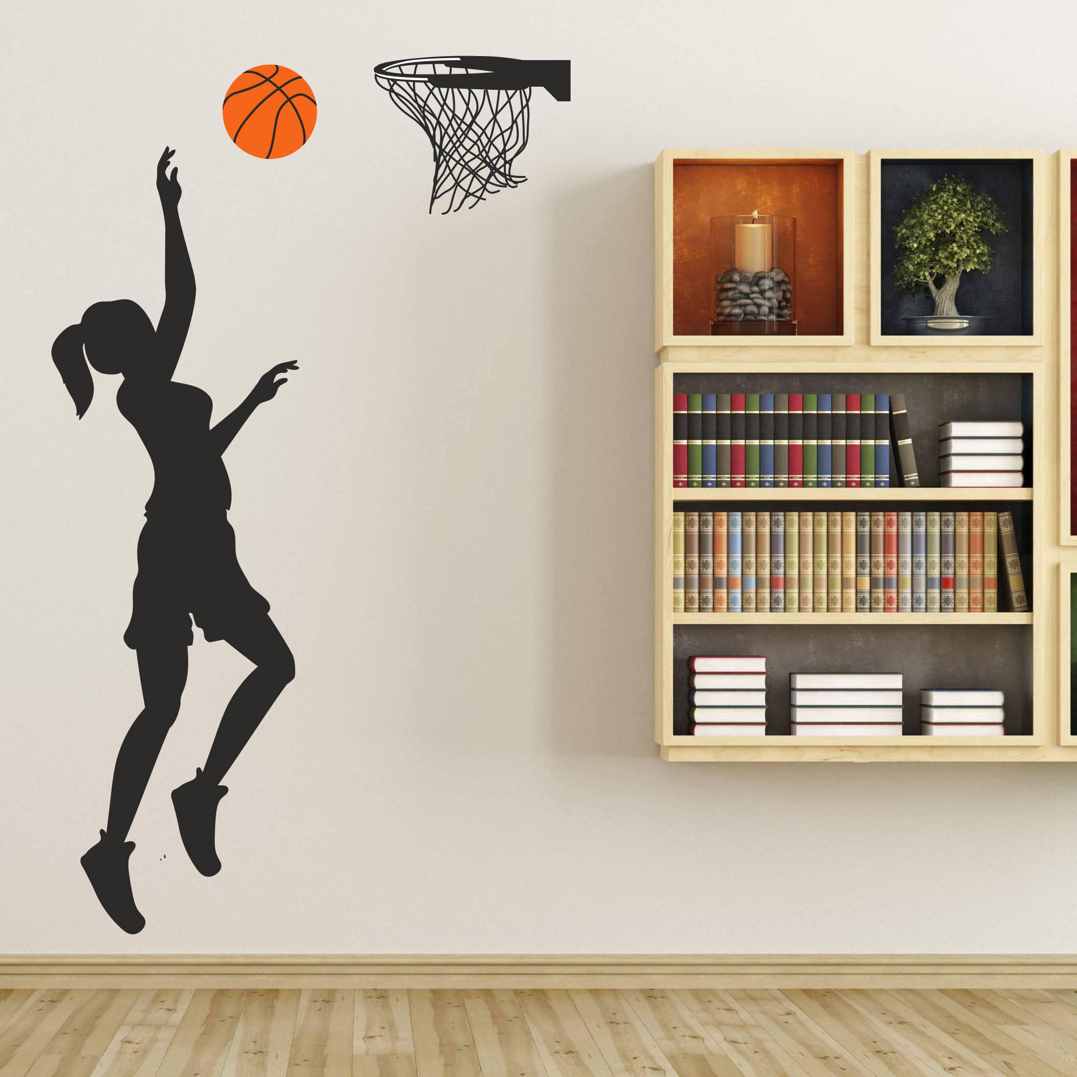 Erstaunlich Wandtattoo Basketball Das Beste Von 🔎zoomen