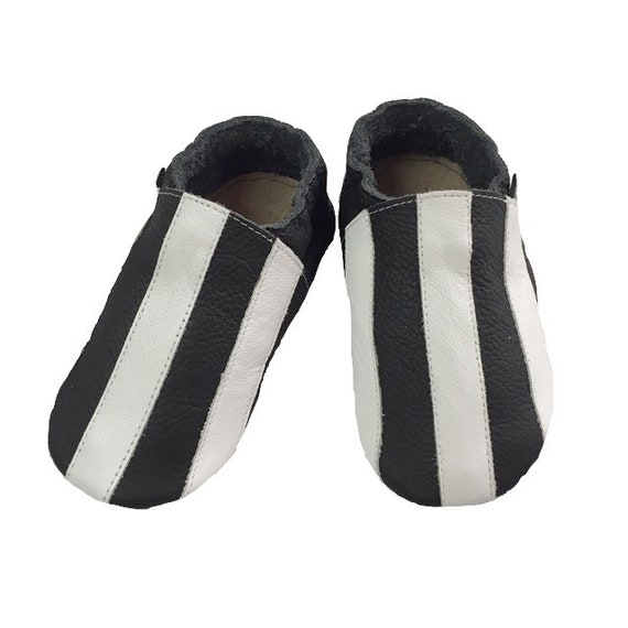 f466cc402a4 Black Stripe Baby Shoes Toddler Boy Shoes Baby Girl Shoes