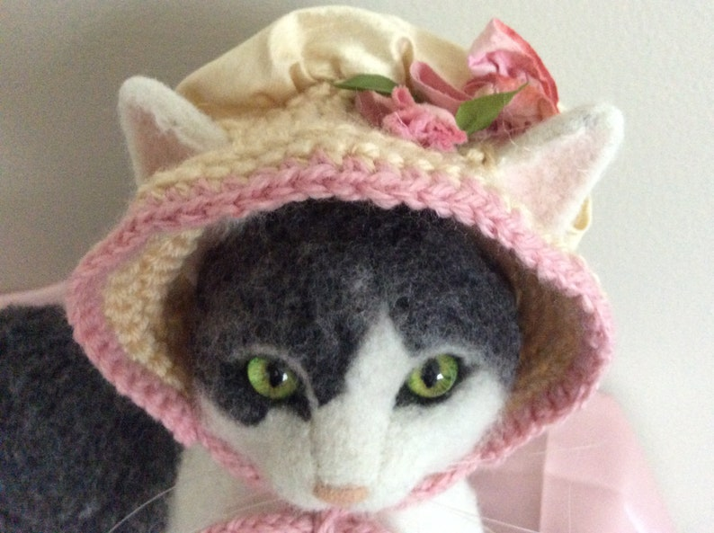 Jane Austin Cat Hat | Stay at Home Mum