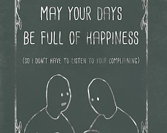 Cute humour card, with a funny message. Oversharing is Caring, humor,love ,BFF, boyfriend, girlfriend, just because, Shabby Chic, unique