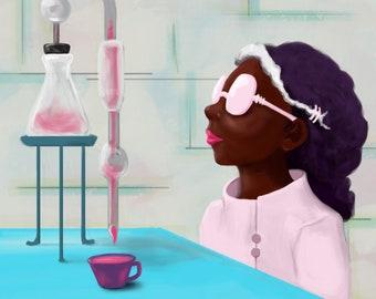 Mad Scientist No 2