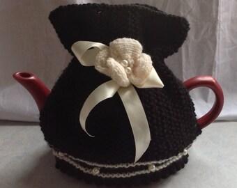 The Little Black Dress- Tea Cosy.