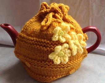 Bee Hive - Tea Cosy.
