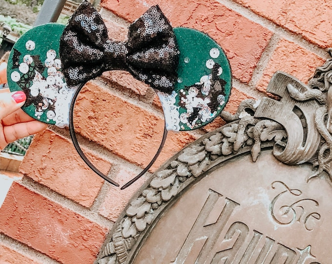 Haunted Mansion Confetti Ears