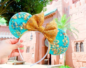 Arabian Princess Confetti Ears