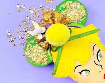 Pixie Dust Fairy Confetti Ears