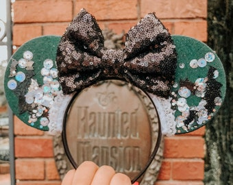 Haunted Mansion Confetti Ears