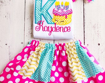 Inspired by Shopkins inspired Birthday shirt, Outfit Cake golds- Personalized