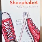 The Shoephabet: Walking Through the Alphabet // colored pencil // illustrated children's art // rhyming abc book