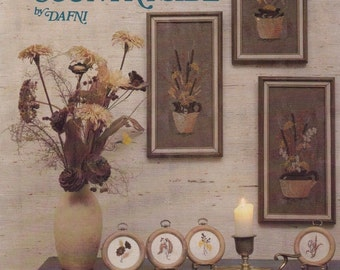 Along the Countryside, Designs by Gloria & Pat Counted Cross Stitch Pattern Book 8