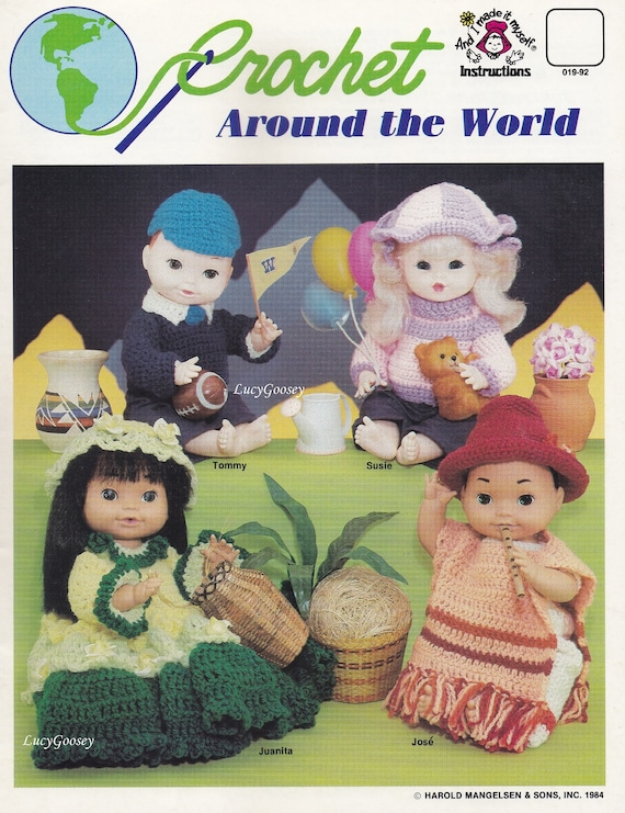 Give him the world - Free Earth Crochet Pattern • Simply ... | 741x570