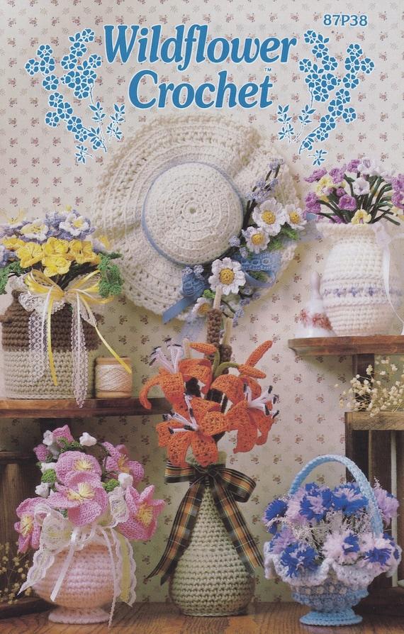 Wildflower Haak Annies Attic Patroon Boekje 87p 38 Etsy