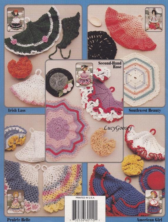 Gericht Rag Lieblinge Annie Attic Crochet Geschirrtuch Puppen   Etsy