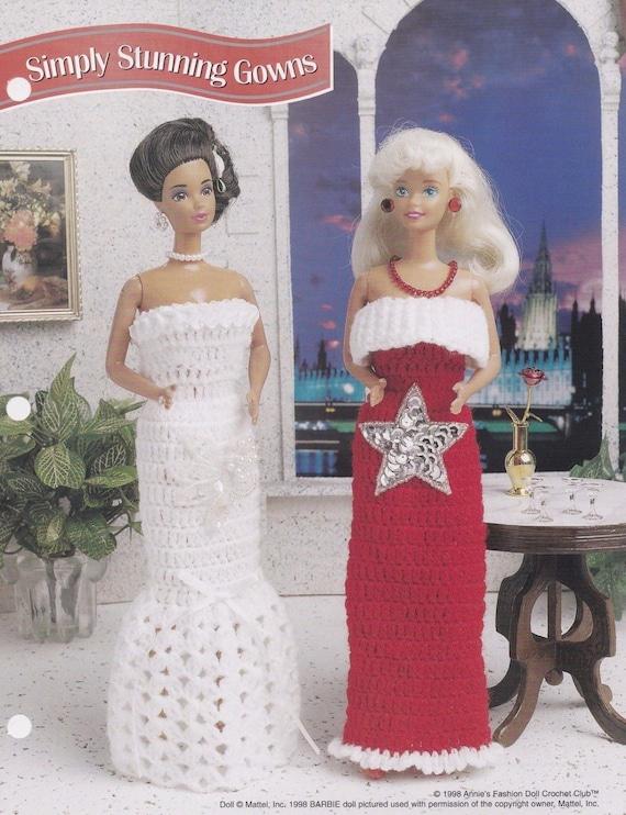Einfach atemberaubende Kleider Annies Modepuppe Kleidung   Etsy