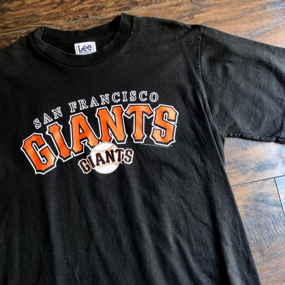 Vintage San Francisco Giants classic cotton tee shirt women's size medium