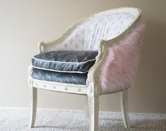 swan chair etsy
