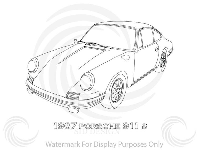 Porsche Year Models