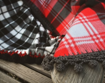 WINTER CLEARANCE: Heirloom Baby Blanket