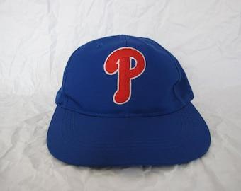 b2011d227f8 Vintage Youth American Needle Philadephia Phillies Snapback Gatorade Hat