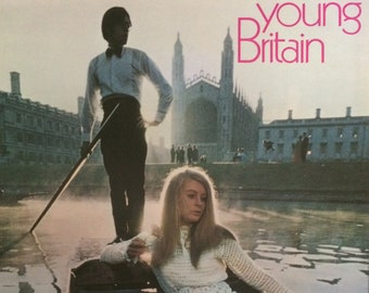 Great Young Britain original poster