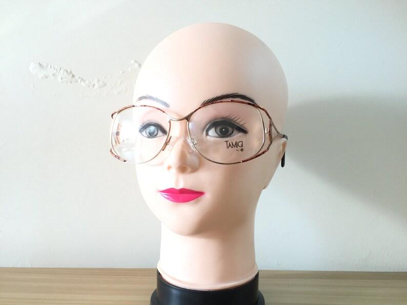 2c3df82eecc Oval glasses Gold eyeglasses Vintage Eyeglasses Tortoise Shell