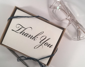 Thank You Cards, Set of 8