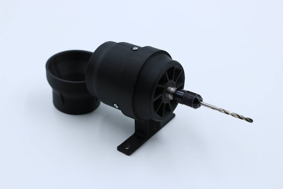 3D printed axial turbine, 3D printing services