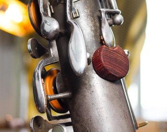 Wooden Thumbrest for Saxophone