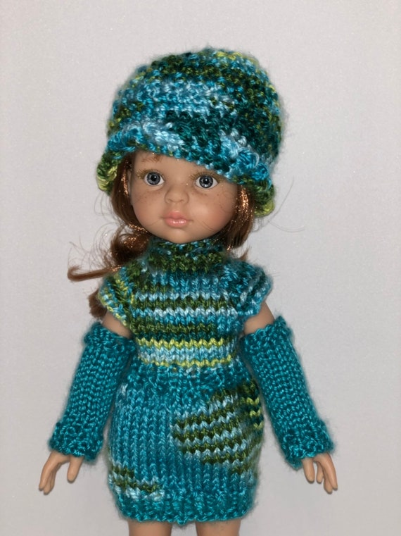 581d5259d4b Outfit for dolls 13 inch   Paola Reina Dianna Effner.