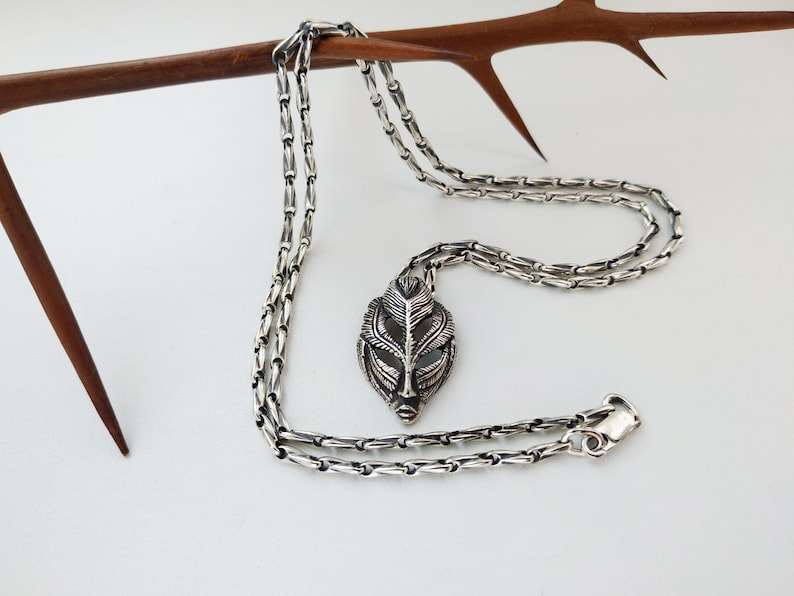 Norse chain.Norse necklace.Gift for man.Gift for woman.Viking chain.Pagan chain.Handmade chain.Nordic chain.Viking Necklace.Pagan Necklace