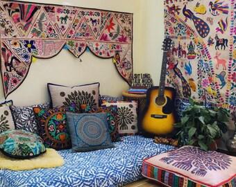Hippie Decor Etsy