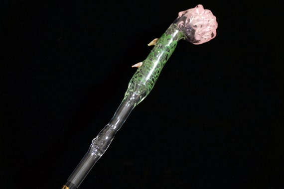 Pastel Pink Rose - BDSM Gift Toy Adult  Dominant Kink Kinky Attachment Accessory