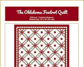 Oklahoma Foxtrot Quilt Pattern