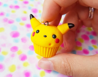 "Cute little cupcake "" Pikachu """