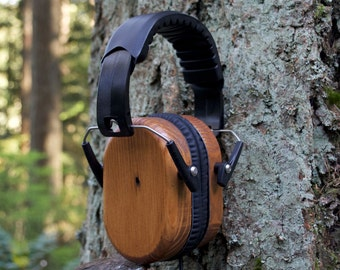 Wood Headphones