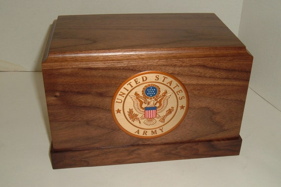 Military urn ( Army )