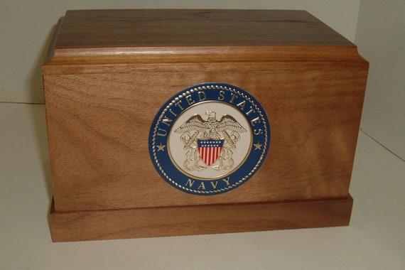 Military urn (Navy)