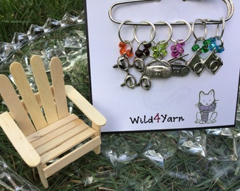 Memories of Summer Stitch markers