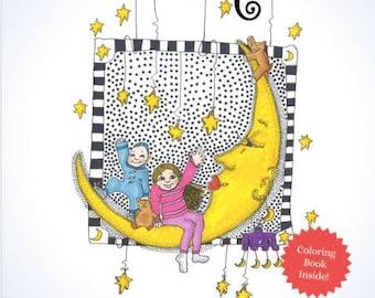 New Moon: An illustrated  Children's Rosh Hodesh Book