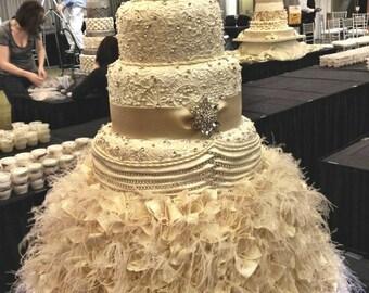 WEDDING CAKE BASE